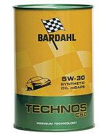 Моторное масло BARDAHL TECHNOS C60 5w30 1 литр