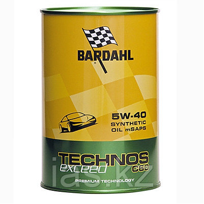 Моторное масло BARDAHL TECHNOS EXCEED C60 5w30 1 литр