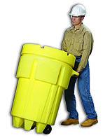 95-Gal Spill Kit Набор для ликвидации разливов нефтепродуктов, технических и химических жидкостей, фото 2