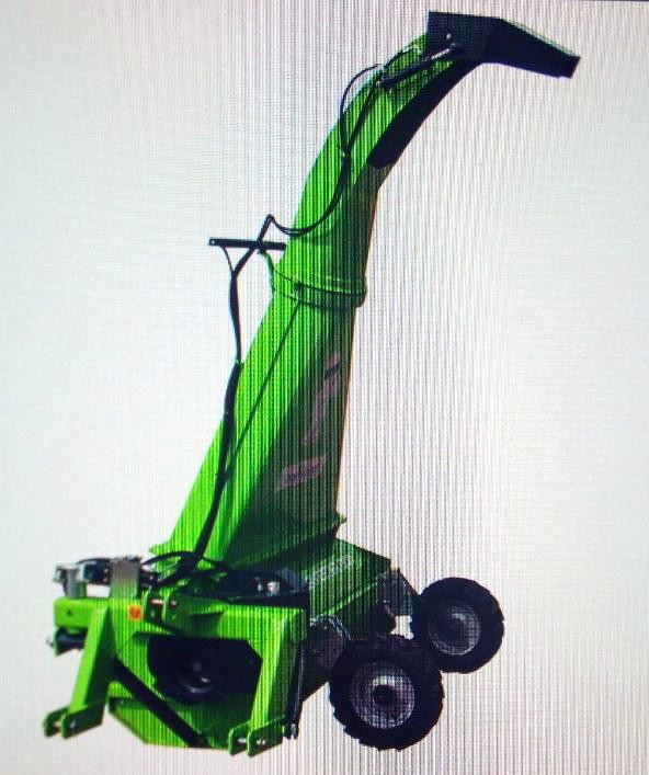 Косилка-измельчитель роторная 1500 мм