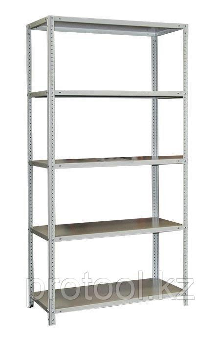 Стеллаж металлический МС-750 1800*700*400 (5 полок)
