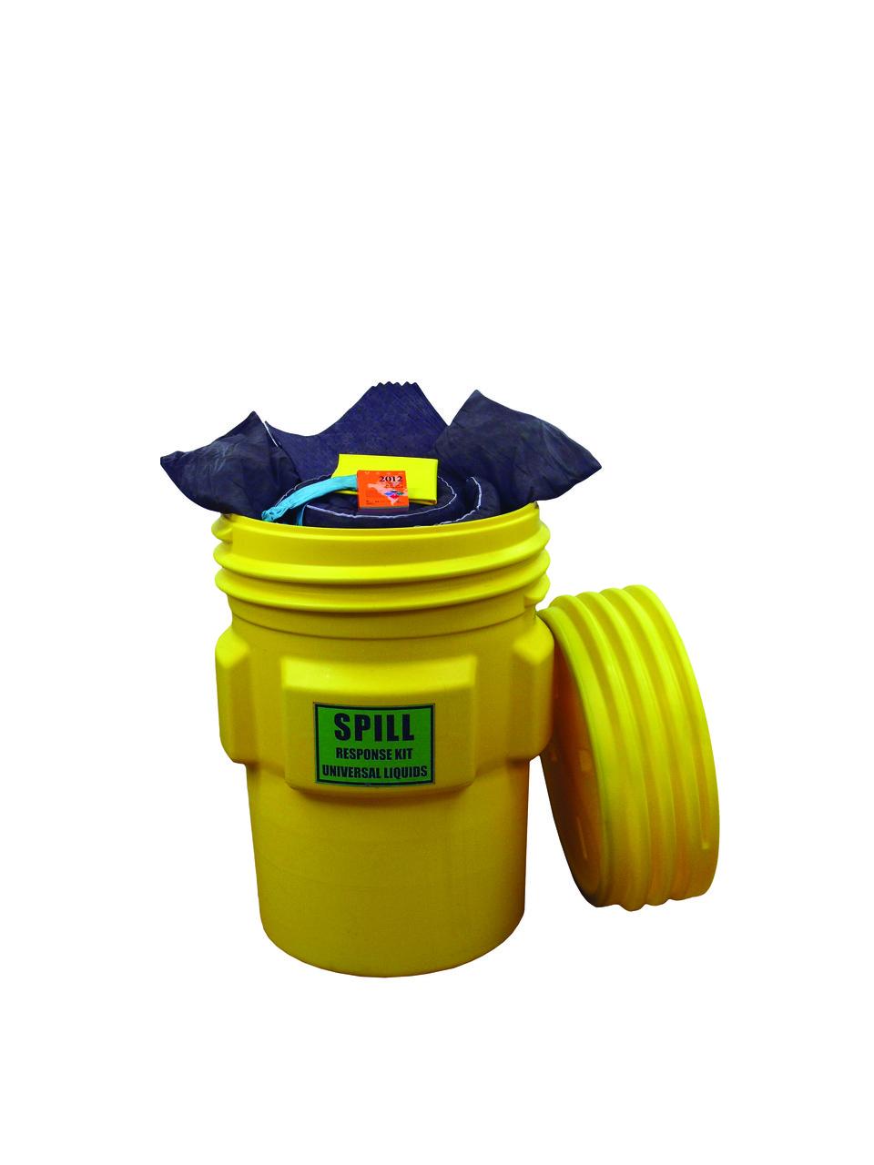 95-Gal Spill Kit Набор для ликвидации разливов нефтепродуктов, технических и химических жидкостей