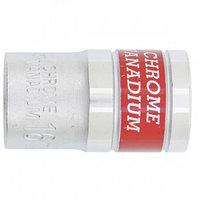 """Головка торцевая 16 мм 6-гранная CrV под квадрат 1/2"""" хромированная MATRIX MASTER 13116 (002)"""