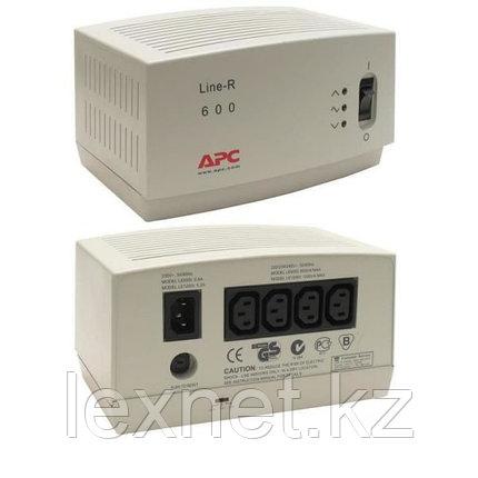 Стабилизатор APC/LE600I/600 VА/600 W/4 розетки IEC 320-C13, фото 2