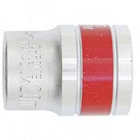 """Головка торцевая 20 мм 6-гранная CrV под квадрат 1/2"""" хромированная MATRIX MASTER 13120 (002)"""