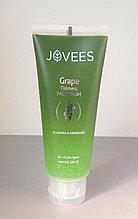 Гель для умывания с Виноградом Джовис,  Grape Fairness Face Wash, 120 мл.
