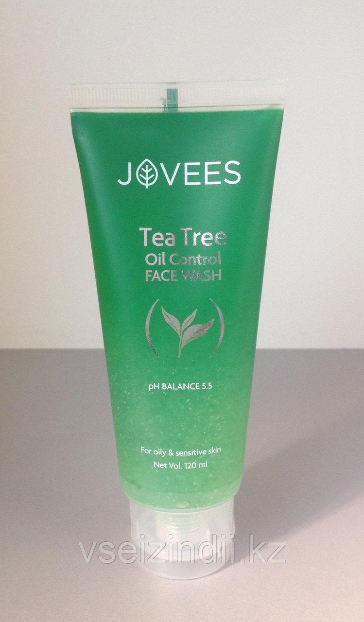 Гель для умывания Чайное дерево от Jovees