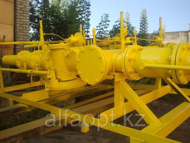 Применение методов неразрушающего контроля сварных соединений при изготовлении пунктов учета и редуцирования газа типа ПУГ, ПРДГ, ПУРДГ