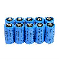 Батарейка  CR123A  3v    1300mAh