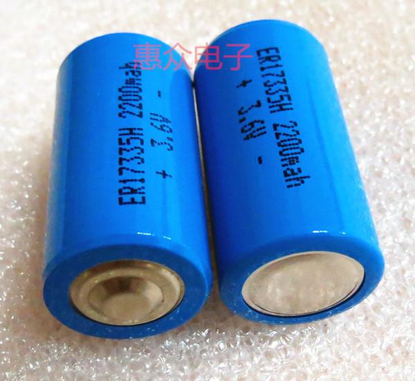 Батарейка 3.6v  ER17335H  2200mah