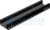 Лоток водоотводный Gidrolica Standart ЛВ-15.19,6.10 - пластиковый, фото 1