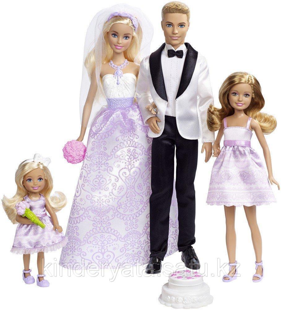 Набор Barbie Свадьба Барби и Кена