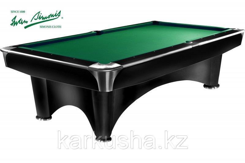 """Бильярдный стол для пула """"Dynamic III"""" 9 ф (черный)"""