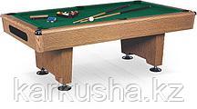 """Бильярдный стол для пула """"Eliminator"""" 7 ф (дуб) в комплекте, аксессуары + сукно"""