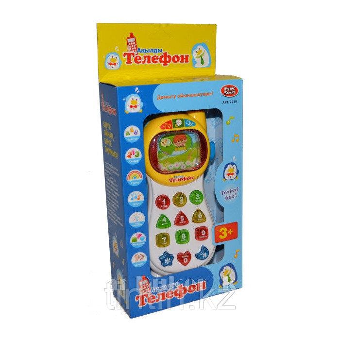 Ақылды телефон на казахском языке, Play Smart 7719