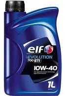 Моторное масло ELF Evolution 700 STI 10w40 1 литр