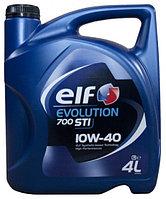 Моторное масло ELF Evolution 700 STI 10w40 4 литра