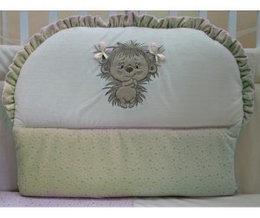 Комплект в кроватку Балу 7 предметов Ежик Васютка