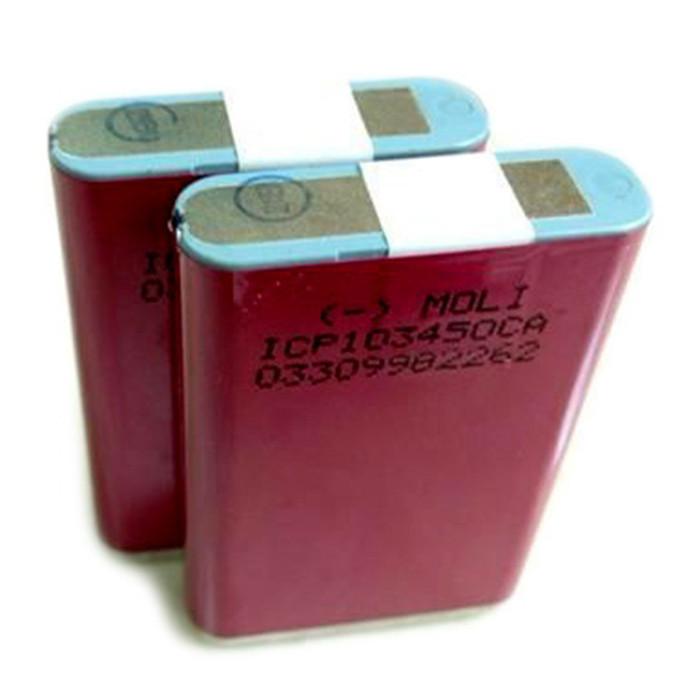 Аккумулятор MOLI ICP103450CA 103450 2000mAh