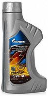 Моторное масло GAZPROMNEFT Premium L 5w40 1 литр