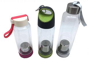 Бутылочки для напитков с заварником