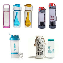 Спортивные бутылочки для воды