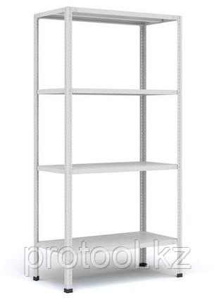 Стеллаж металлический МС-750 2200*1200*600 (4 полки), фото 2