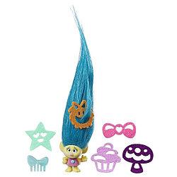 Hasbro Тролли - Малышка с супер длинными поднимающимися волосами