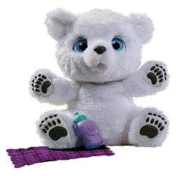 """Hasbro FurReal Friends Интерактивная игрушка """"Полярный Медвежонок"""""""