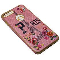 Чехол iPefet Силикон 2 iPhone 7 Plus, фото 2