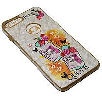 Чехол iPefet Силикон 2 iPhone 7 Plus, фото 3