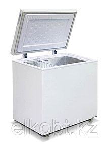 Морозильный ларь с глухой крышкой Бирюса-200VК