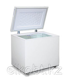 Морозильный ларь с глухой крышкой Бирюса-260VК