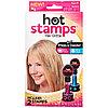 Блестящие тату для волос Hot Stamps