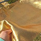 Скатерти золотые в аренду, фото 2