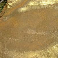 Скатерти золотые в аренду