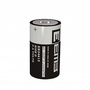 Батарейка EEMB ER34615 (Li-SOCl2, 3.6V, 19000mA)