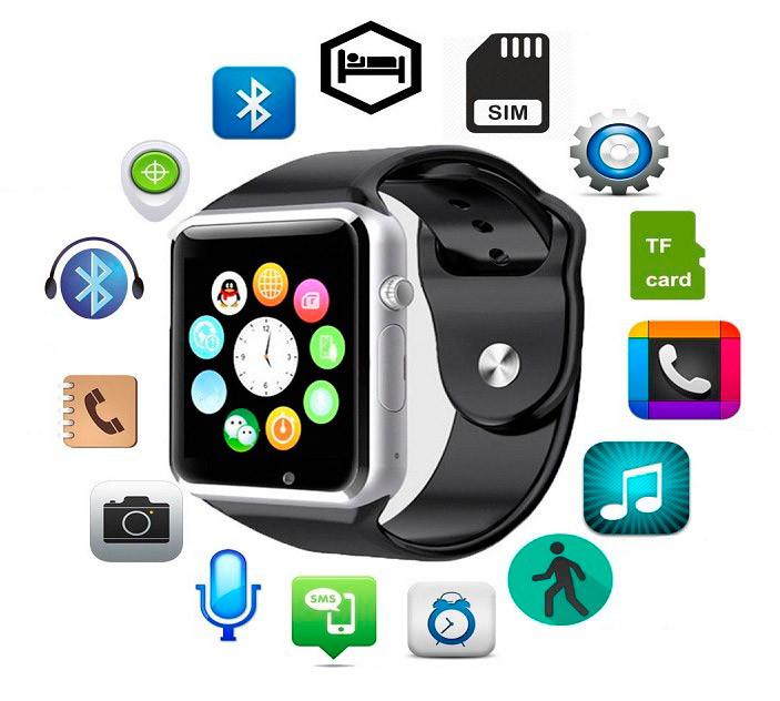 Умные часы Smart Watch DZ 09 с гарантией - фото 3