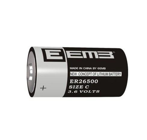 Батарейка EEMB ER26500 (Li-SOCl2, C, LR14, 3.6V, 9000mA)