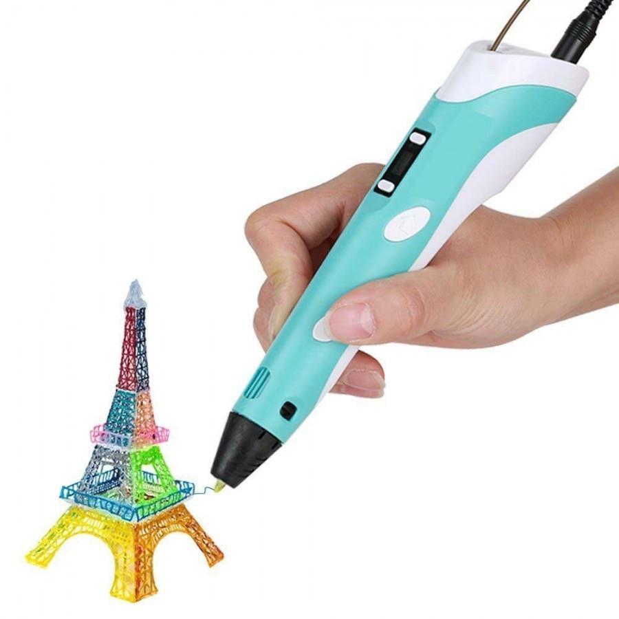 3D ручка с LCD дисплеем - фото 1