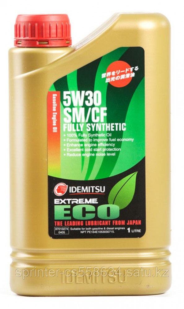 Моторное масло IDEMITSU Fully Synt ECO 5w30 1 литр