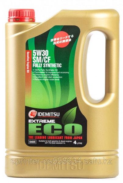 Моторное масло IDEMITSU Fully Synt ECO 5w30 4 литра