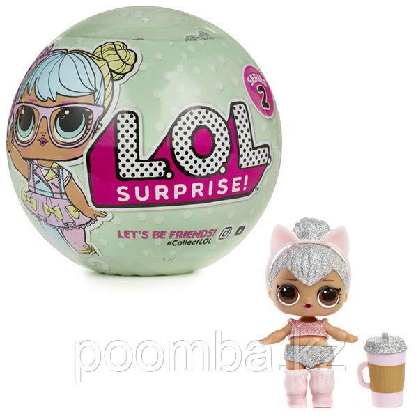 Кукла LoL сюрприз в шарике 2 серия