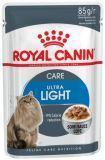 Royal Canin Ultra Light В СОУСЕ Паучи для кошек склонных к полноте (12 шт. по 85 гр)