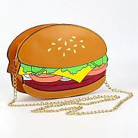 Сумка в виде Гамбургера, фото 1