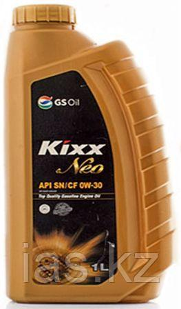 Моторное масло KIXX G1 NEO 0w30 1 литр