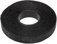 Изолента ЗУБР армированная х/б тканью, черная, 250 г