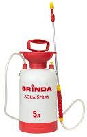 """Опрыскиватель садовый GRINDA """"Aqua Spray"""", широкая горловина, устойчивое дно, алюминиевый удлинитель, 5л"""