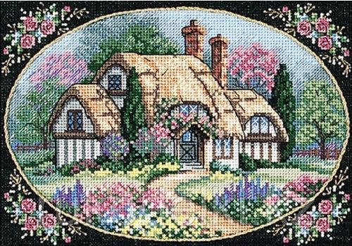 """Набор для вышивания крестом """"Милый дом"""""""