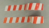 Лента оградительная красно-белая ЛО-250
